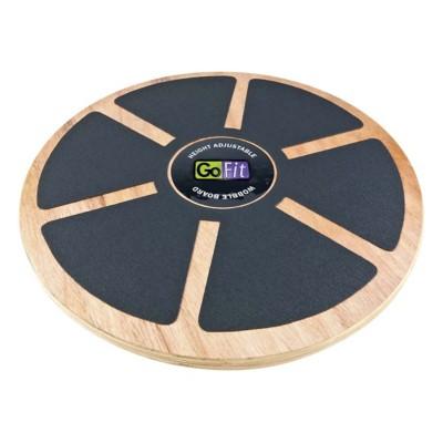 GoFit Wood Wobble Board