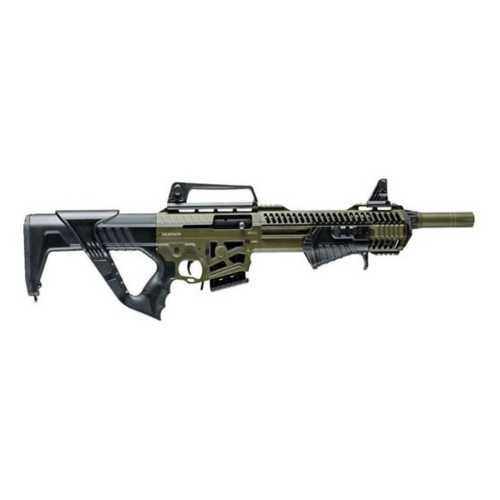 Dickinson Ermox Hybrid Green 12 Gauge Pump Shotgun