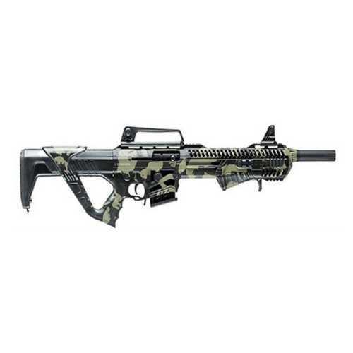 Dickinson Ermox Hybrid Green Camo 12 Gauge Pump Shotgun
