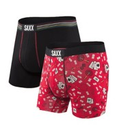 Men's SAXX Vibe Boxer Brief 2-Pack