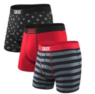 Men's SAXX Ultra 3 Pack Boxer Brief
