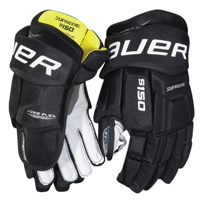 Junior Bauer Supreme S150 Hockey Gloves