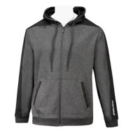 Men's Bauer Premium Fleece Full Zip Hoodie