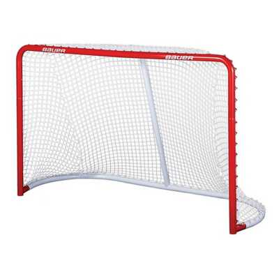 "Bauer Official Steel Hockey Goal 72"" x 48"""