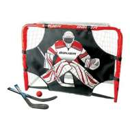Bauer Mini Deluxe Knee Hockey Goal Set