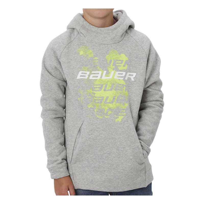 Youth Bauer Smog Hoodie