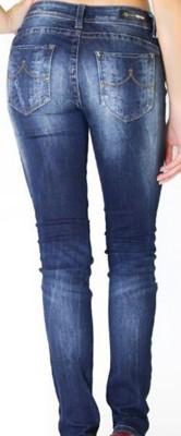 Grade School Girls' Grace in LA Soft Knit Skinny Jean