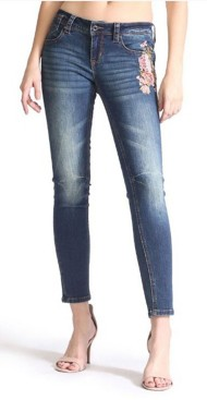 Women's Grace in LA Floral Skinny Jean