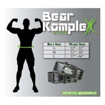 Bear KompleX Big Boi Buckle Belt
