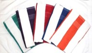 Towel World Cabana Stripe Beach Towel **Assorted Colors Only**