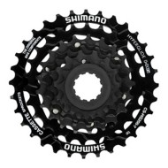 Shimano HG20 7-Speed Bicycle Cassette