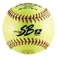 """Dudley SB12L 12"""" ASA Fastpitch Softball"""