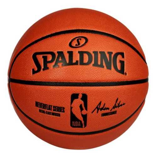Spalding NBA Neverflat Game Ball Replica Series Basketball