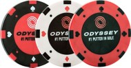 Odyssey Poker Chip Ball Marker