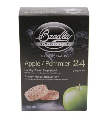 Bradley Smoker 24-Pack Wood Bisquettes