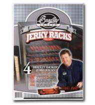 Bradley 4 Piece Jerky Rack