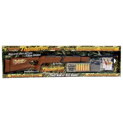 Creative Outdoors Thunderbolt Bolt Action Toy Rifle Set