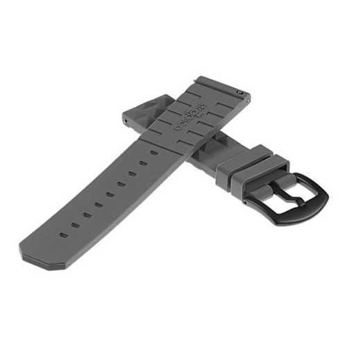 Strapsco Super Waffle Rubber Strap for Garmin Vivoactive 4