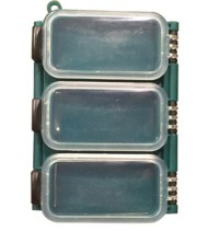 KMDA 6-Compartment Fly Box