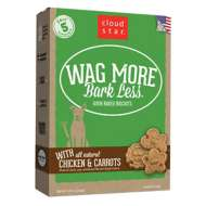 Wag More Bark Less Oven Baked Treats