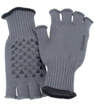 Men's Simms Wool Half-Finger Gloves