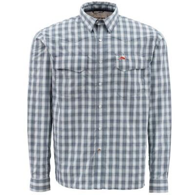 Men's Simms Big Sky Long Sleeve Shirt