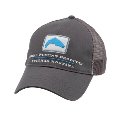 Simms Trout Trucker Hat