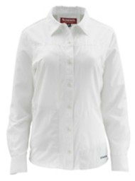Women's Simms Isle Long Sleeve Fishing Shirt