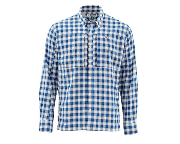 Admiral Blue Plaid