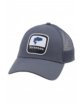 Simms Bass Patch Trucker Hat' data-lgimg='{