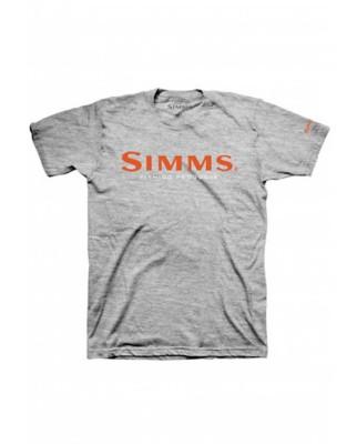 Men's Simms Logo T-Shirt