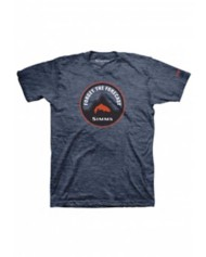 Men' Simms Forget The Forecast T-Shirt