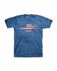 Men's Simms Flag Species T-Shirt