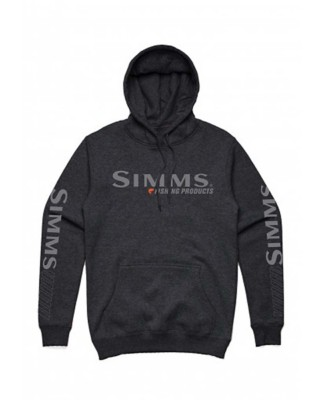 Men's Simms Bass Logo Hoodie