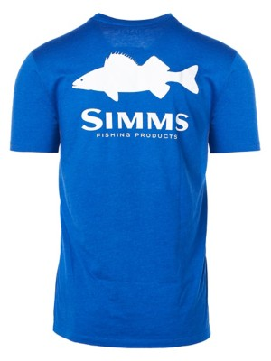 Men's Simms Walleye T-Shirt