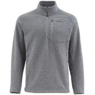 Men's Simms Rivershed Fleece Sweater 1/4 Zip