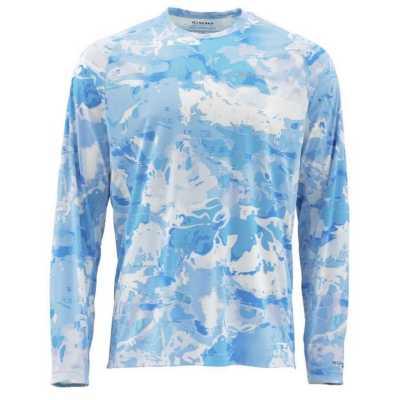 Cloud Camo Blue