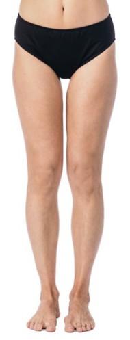 Women's 24th & Ocean Solid Hipster Bikini Bottom