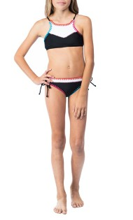 Youth Girls' Hobie Keep Piece Bikini Set