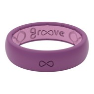 Groove Life Thin Silicone Ring