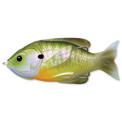 Natural/Green Bluegill