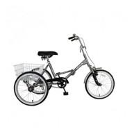 "Adult Mantis Tri-Rad Folding 20"" Tricycle"