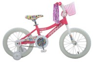 "Piranha 16"" Little Lady Bike"