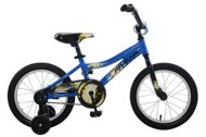 "Piranha 16"" Tailspin Bike"