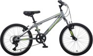 "Piranha 20"" Frenzy 7 Speed Bike"