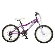 "Piranha 20"" Heartbreaker 7-Spd Bike"