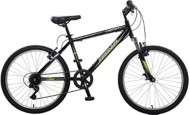 "Piranha 24"" Frenzy 7 Speed Bike"