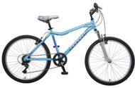 "Piranha 24"" Heartbreaker 7-Spd Bike"