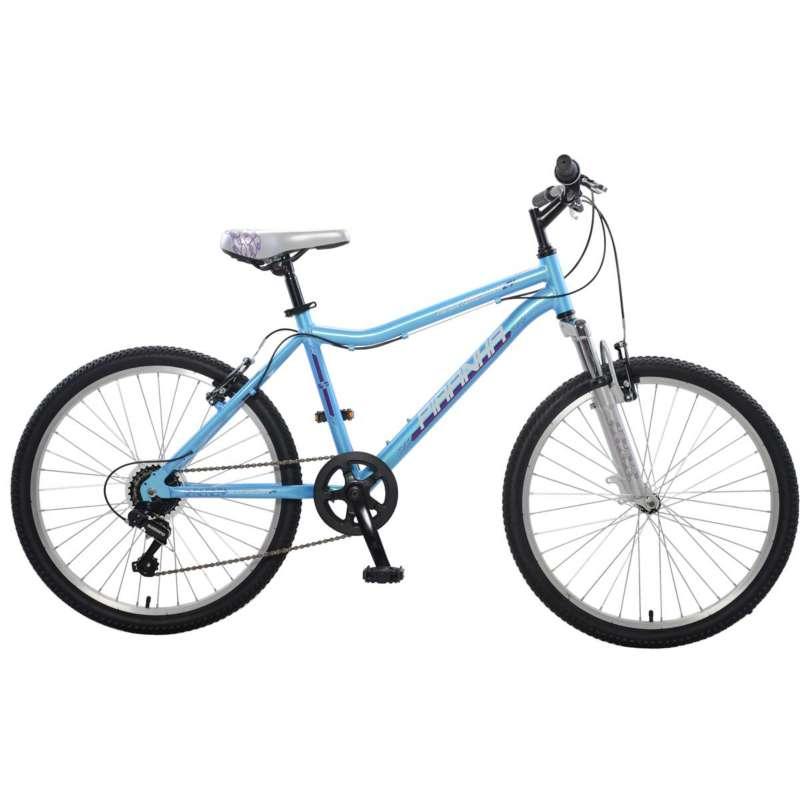 "Piranha 24"" Heartbreaker 7-Spd Bike"