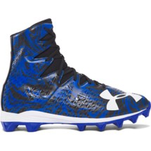 Men's Under Armour Highlight Lux Rubber Molded Football Cleats